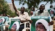 Au Nigeria, les partisans du leader chiite s'inquiètent pour sa santé