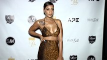"Bre Dukes ""Models Vs Influencers All Gold Party"" Red Carpet"