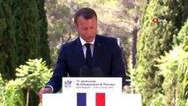 - Fransa'nın Alman işgalinden kurtuluşunun 75'inci yıl dönümü- Macron ve Sarkozy kutlamalarda yan yana