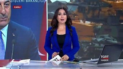 Bakan Çavuşoğlu: ''Trump'ın 20 Mil Sözü Var''