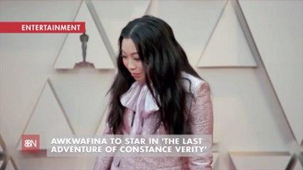 Awkwafina's Next Movie
