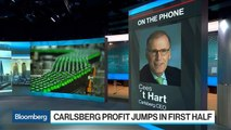 Carlsberg CEO Says the Brand Is Doing Very Well in China