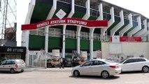 Denizlispor Atatürk Stadı Galatasaray maçına hazır