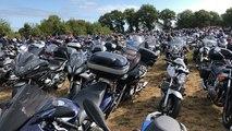Il y avait foule pour la bénédiction des motos et motards de la Madone de Porcaro