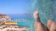 Las islas más increíbles: Favignana