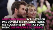 Miley Cyrus et Liam Hemsworth : addictions, infidélité... les proches balancent