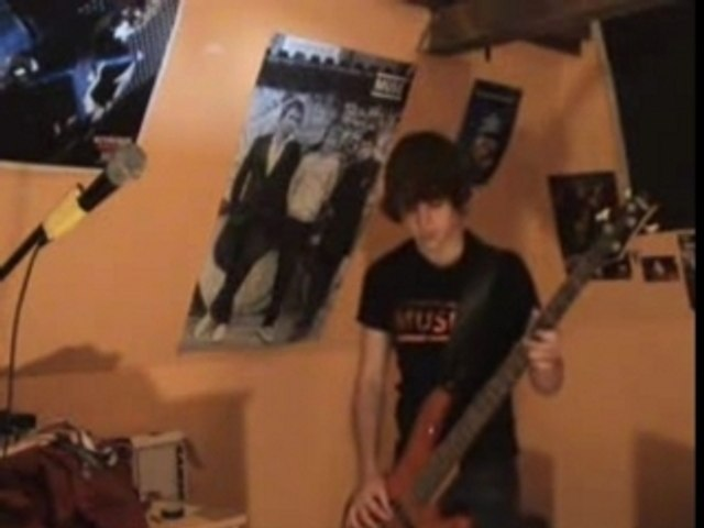 Muse Bass Cover The Small Print TSP