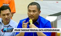 Polisi Tangkap Penjual Data Kependudukan