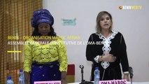 Bénin: assemblée générale constitutive de l'OMA-Bénin