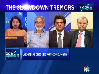 There are structural & cyclical components to the slowdown in the Indian economy, says Sajjid Chinoy of JPMorgan
