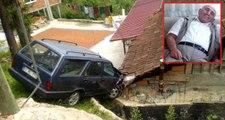 Feci olay! Çekicinin halatı koptu, yaşlı adam aracının altında kalarak can verdi