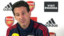 Arsenal manager Unai Emery hints new signings could play against Burnley