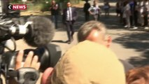 Emmanuel Macron et Nicolas Sarkozy côte à côte en Provence