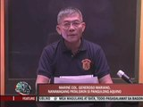Marine officer calls for PNoy's ouster
