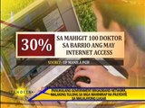 Doctors support gov't broadband project