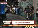 Cop shot dead in Manila