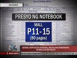School supply shoppers flock to Divisoria
