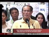 PNoy assures compliance with SC decision on Luisita