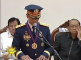 PNoy asks new PNP chief to intensify campaign against crime