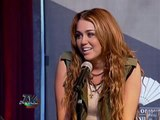 Miley Cyrus performs Friday; Kylie Minogue next month