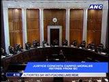 Justice Carpio-Morales retires from SC