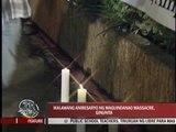 2nd anniversary of Maguindanao massacre observed