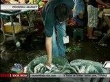 'Double dead' fish, meat seized in Divisoria