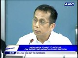 New NEDA chief to focus on boosting agri