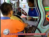 Some jeepney drivers refuse to cut fare