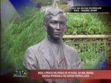 Bayan Patrollers share photos of Rizal monuments
