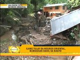 Floodwaters destroy Negros Oriental bridges