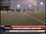 Philippine Azkals need new site for home pitch