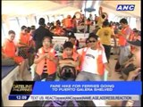 Fare hike for ferries to Puerto Galera shelved