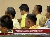 Testimony of ex-Ampatuan aide blocked