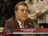Morato accuses Senate hearing of bias