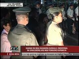 Remains of 15 slain soldiers arrive in Manila