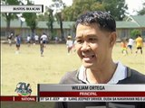 DepEd encourages students to be active in sports