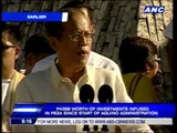 Aquino leads EDSA anniversary celebration