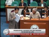 Witnesses detail Corona land, salary by the millions