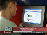 Cyber addiction may cause stress, depression