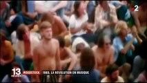 Woodstock : cinquante ans d'une utopie d'amour et de musique