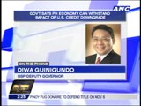BSP says PH to weather global shock quite well