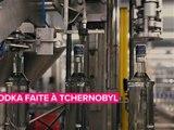Vodka faite à Tchernobyl