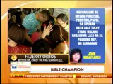 Punto por Punto: Pacquiao unfit to be Bible Ambassador?