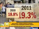 More Pinoys underemployed in 2011 - survey