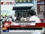 Video from Bacolod after 6.9 quake