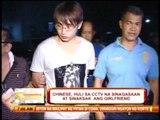 Chinese who killed GF nabbed