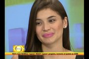 Anne Curtis belts out 'Alone' on 'Bandila'