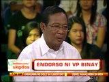 Punto por Punto: UNA si VP Binay