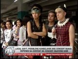'Little Monsters' flock to MOA Arena